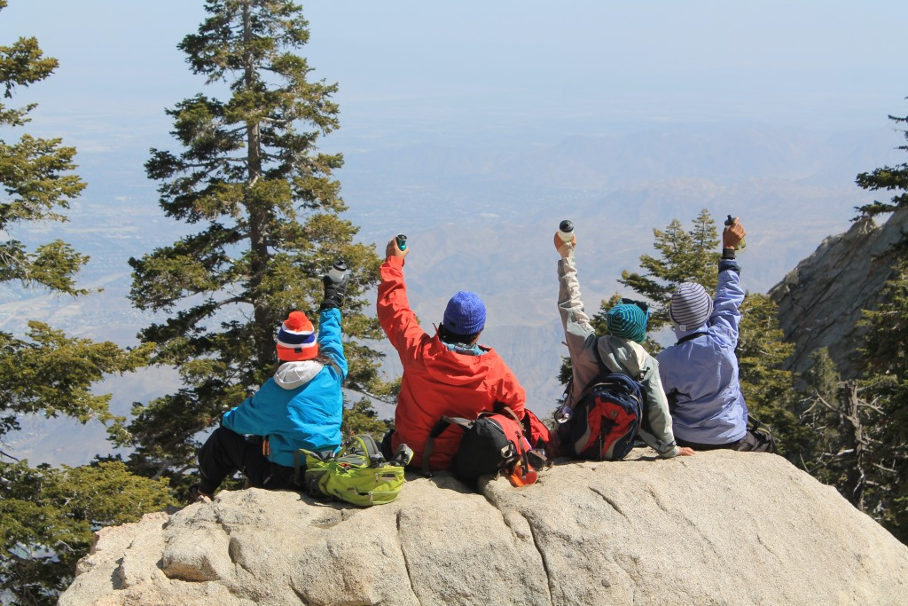 Snow Hiking in Mount San Jacinto State Park - Outdoor Outreach